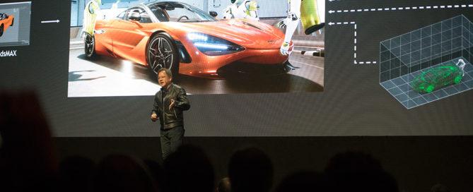 NVIDIA GPU conference