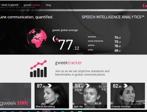 Speech Intelligence Analytics startup Gweek wins Best AI Innovation in Natural Language Processing