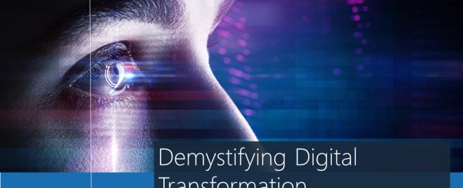 Demystifying Digital Transformation - on demand webinar