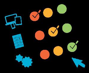 digital audit icon