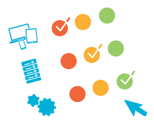 digital audit graphic