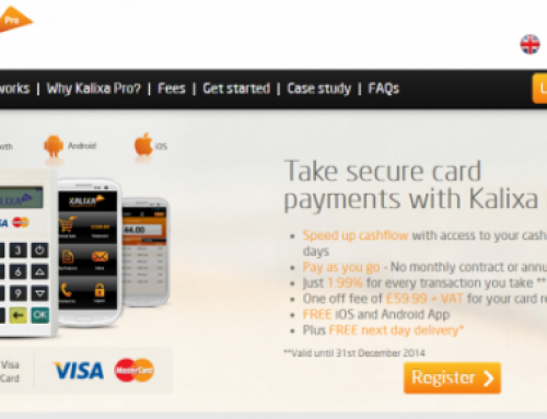 Kalixa Group launches new mobile Chip & PIN payment service – Kalixa Pro