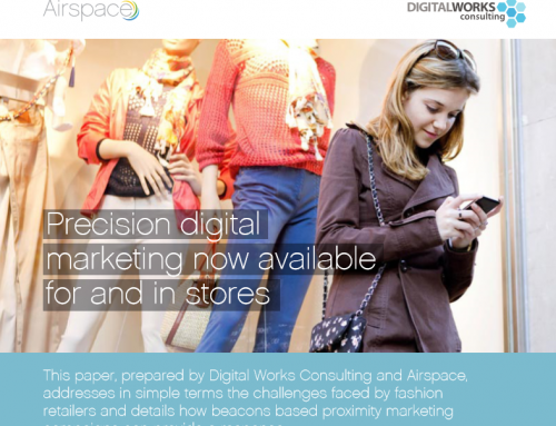 How proximity marketing is helping fashion retailers: Whitepaper for download