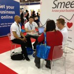 Smeebi demonstrations