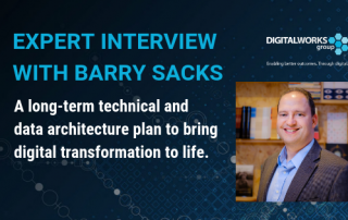 A long-Term Technical and Data Architecture Plan to Bring Your Digital Transformation to Life