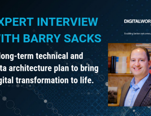 Expert Interview: A long-Term Technical and Data Architecture Plan to Bring Your Digital Transformation to Life