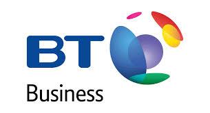 Goldmund Byrne: BT business logo