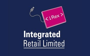 Damon Harding - Integrated Retail Client logo