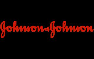 Goldmund Byrne: Johnson and Johnson client logo
