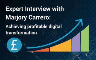 Profitable digital transformation hero image