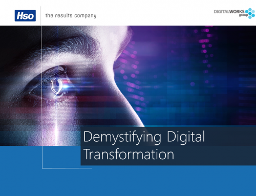 ON-DEMAND WEBINAR: Demystifying Digital Transformation: Expert advice on what it is and how to take action for better business outcomes