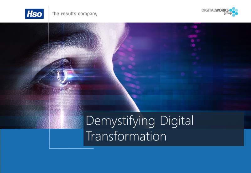 Demystifying Digital Transformation - on demand webinar