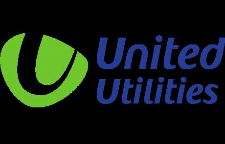 United Utilities Logo Leonard Vitarana