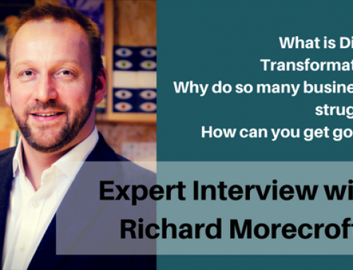 Expert Interview: What is Digital Transformation and the Best Way to Get Started?