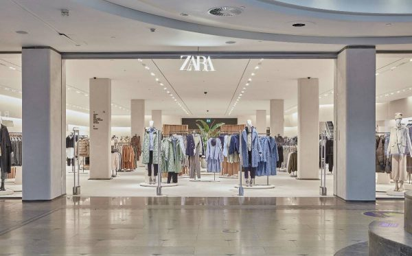 Zara - an example of a Modern Agile Digital Enterprise