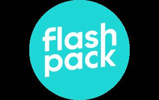 Wayne Burden - Flash Pack Travel logo