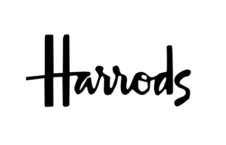 Suketu Mehta Harrods logo