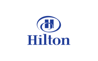 Suzie Leckie: Hilton hotels company logo