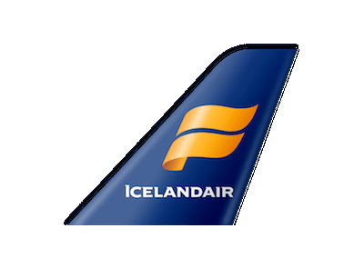 Rikard Svendsen - IcelandAir logo