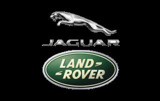 Simon Booth-Lucking Jaguar Landrover logo