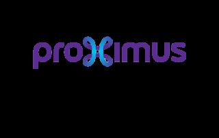 John Smithe:Proximus Telecoms Client logo