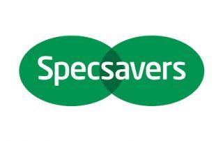 Goldmund Byrne: SpecSavers client logo