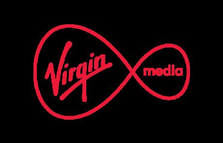 Raj Chhokar Virgin Media logo