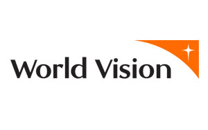 world vision logo: example of digital turnaround page