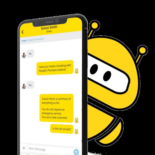 yell.com chatbot